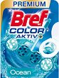 Тоалетно блокче - Bref Color Aktiv - С аромат на океан - опаковки от 1 ÷ 3 броя -