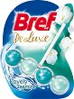 Тоалетно блокче - Bref Deluxe - С аромат на жасмин - опаковки от 1 ÷ 3 броя -