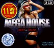 Mega House - Best of House - 3 CD -