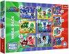 PJ Masks - Mega Pack - 10 пъзела -