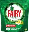 Капсули за съдомиялна - Fairy All in One - Разфасовка от 84 броя -