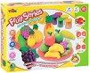 """Направи сам - Плодове - Творчески комплект от серията """"Color Clay Series"""" -"""