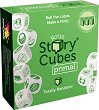 Story Cubes: Примитивно - Семейна игра със зарове -