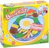 """Направи сам - Закуска - Творчески комплект от серията """"Color Clay Series"""" -"""