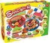 """Направи сам - Сандвичи - Творчески комплект от серията """"Color Clay Series"""" -"""