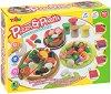 """Направи сам - Пица и паста - Творчески комплект от серията """"Color Clay Series"""" -"""
