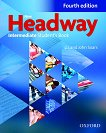New Headway - Intermediate (B1): Учебник по английски език : Fourth edition - John Soars, Liz Soars - учебник