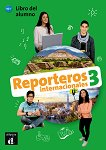 Reporteros internacionales - ниво 3 (A2+): Учебник по испански език + CD -