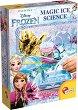 Експерименти с вода - Замръзналото кралство - детска книга