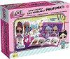 Оцветявай и се забавлявай с L.O.L. Surprise - Творчески комплект с ароматизирани маркери -