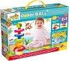 """Писта и пъзел - Детски комплект за игра от серията """"Carotina Baby"""" -"""