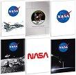Ученическа тетрадка - NASA : Формат А4 с широки редове - 40 листа - тетрадка