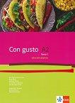 Con Gusto para Bulgaria - ниво A2: Учебник по испански език за 11. клас -