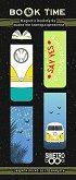 Магнитни книгоразделители - Adventure time -
