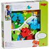 Лабиринт - Влак - Детска образователна играчка от дърво -