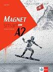 Magnet Smart - ниво A2: Учебна тетрадка по немски език за 11. клас + CD - Giorgio Motta - сборник