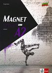 Magnet Smart - ниво A2: Учебник по немски език за 12. клас - Giorgio Motta -