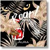 Aura Roar Eyeshadow Palette - Палитра сенки за очи с 9 цвята -