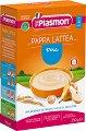 Plasmon - Инстантна млечна каша с круши - Опаковка от 250 g за бебета над 4 месеца -