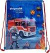 Спортна торба - Playmobil: Firefighters -