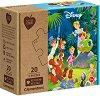 """Питър Пан и Книга за джунглата - Комплект от 2 пъзела от колекцията """"Clementoni: Play for Future"""" -"""