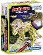 """Открий и сглоби скелет на динозавър - Трицератопс - Детски образователен комплект от серията """"Clementoni: Science"""" -"""
