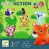 Little action - Детска състезателна игра -