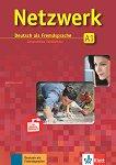 Netzwerk - ниво А1: Интерактивна версия на учебника - CD-ROM - учебник