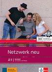 Netzwerk neu - ниво A1: Учебник по немски език + онлайн материали -