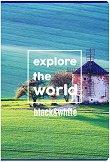 Ученическа тетрадка - Explore the World Формат А4 с широки редове - продукт