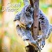 Стенен календар - Sweet dreams 2021 -