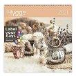 Стенен календар - Hygge 2021 - календар