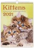 Стенен календар - Kittens 2021 - календар