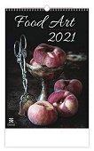 Стенен календар - Food Art 2021 -