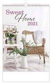 Стенен календар - Sweet Home 2021 -