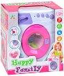 """Детска пералня - Комплект за игра със светлинни и звукови ефекти от серията """"Family Appliance"""" -"""