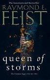 The Firemane Saga - book 2: Queen of Storms - Raymond E. Feist -