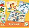 Coloformix - Детска дървена образователна игра -