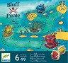 Bluff Pirate - Настолна състезателна игра -