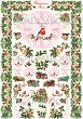 Декупажна хартия - Коледна украса 268 - Размери 33 x 48 cm -