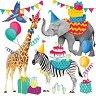 Салфетки за декупаж - Рожден ден - Пакет от 20 броя -
