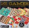 101 класически игри - Семейни занимателни настолни игри -