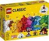 """Детски конструктор - Тухли и къщи - От серията """"LEGO Classic"""" - филм"""