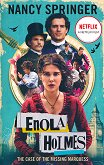 Enola Holmes: The Case of the Missing Marquess - Nancy Springer - книга