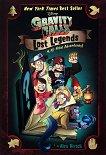 Gravity Falls: Lost Legends - книга