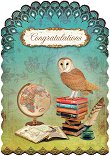 Поздравителна картичка - Congratulation -