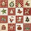 Поздравителна картичка - Весела Коледа - картичка