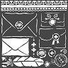 Шаблон - Писма