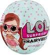 """Топка с кукла изненада - L.O.L.#Hairvibes - От серията """"L.O.L. Surprise"""" -"""