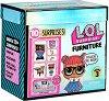 """Кукла с мебели изненада - L.O.L. Furniture - Комплект за игра от  серията """"L.O.L. Surprise"""" -"""